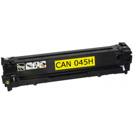 Compatible Canon 045 H Yellow