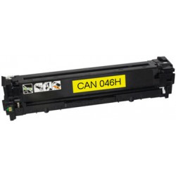 Compatible Canon 046 H Yellow