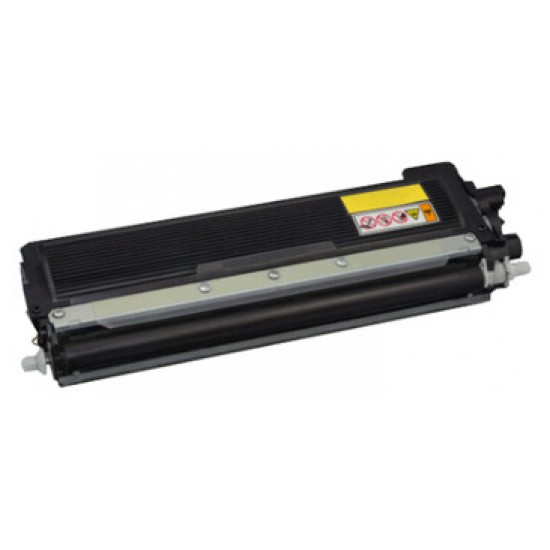 Compatible Brother TN210 Yellow Toner