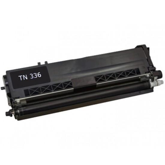 Compatible Brother TN336 Black Toner