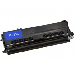 Compatible Brother TN336 Cyan Toner