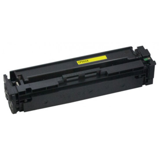 Compatible HP 202X Yellow