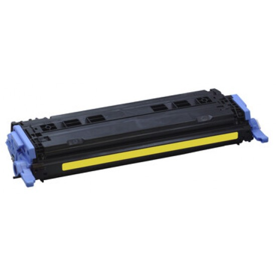 Compatible HP 124A Yellow