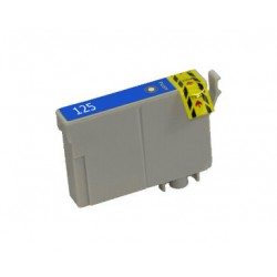 Compatible EPSON 125 Cyan