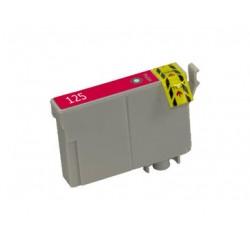 Compatible EPSON 125 Magenta