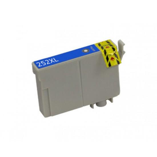 Compatible EPSON 252XL Cyan