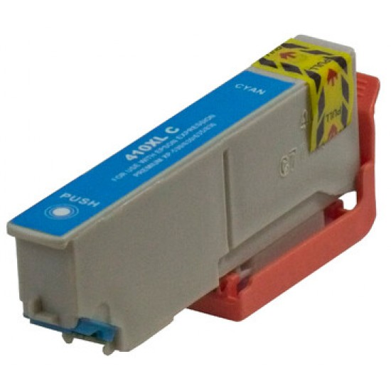 Compatible Epson 410XL Cyan